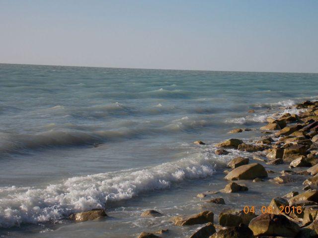 Волна не искупаешся