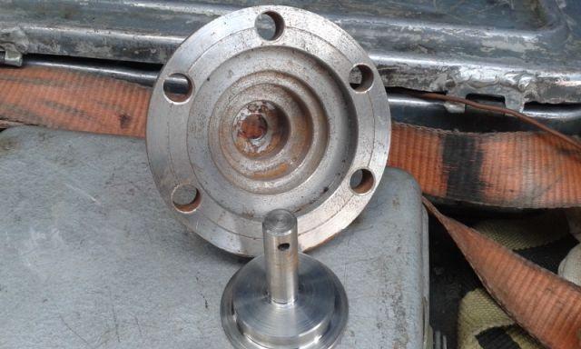 Механический хаб Ssang Yong